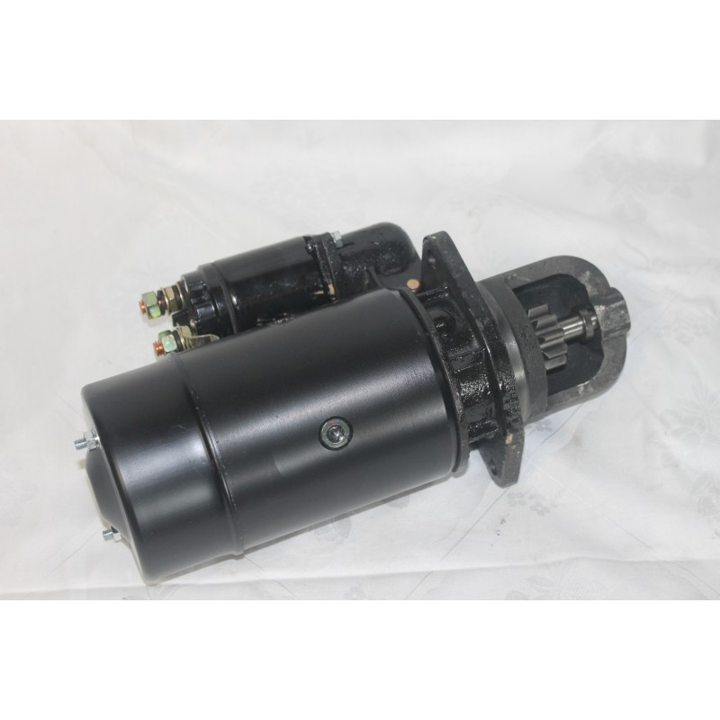 how to change zetor starter motor