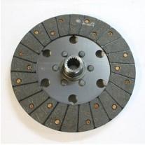 Zetor - Fahrkupplungsscheibe 280mm - 18 Zähne - CZ-Qualität   7001-1166  7901-1120  7001-1189  7001-1186  7201-1175