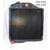Zetor - Kühler - Wasserkühler  7201-1312  7201-1315  7201-1307