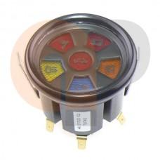 Zetor UR1 Armaturenbrett Kontrollanzeige 59115623 Ersatzteile » Agrapoint