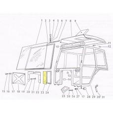 Zetor UR1 Glasscheibe 59117938 Ersatzteile » Agrapoint