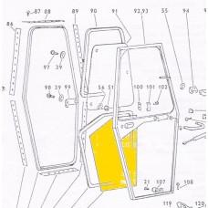 Zetor UR1 Kabinenscheibe Türscheibe 59117962 Ersatzteile » Agrapoint