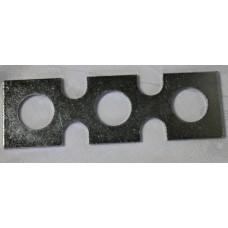 Zetor UR1 Vorderachse Sicherungsblech 67113405 Ersatzteile » Agrapoint