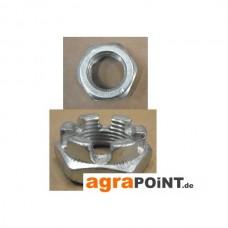 Zetor UR1 Mutter Kronenmutter M20x1,5 Ersatzteile » Agrapoint